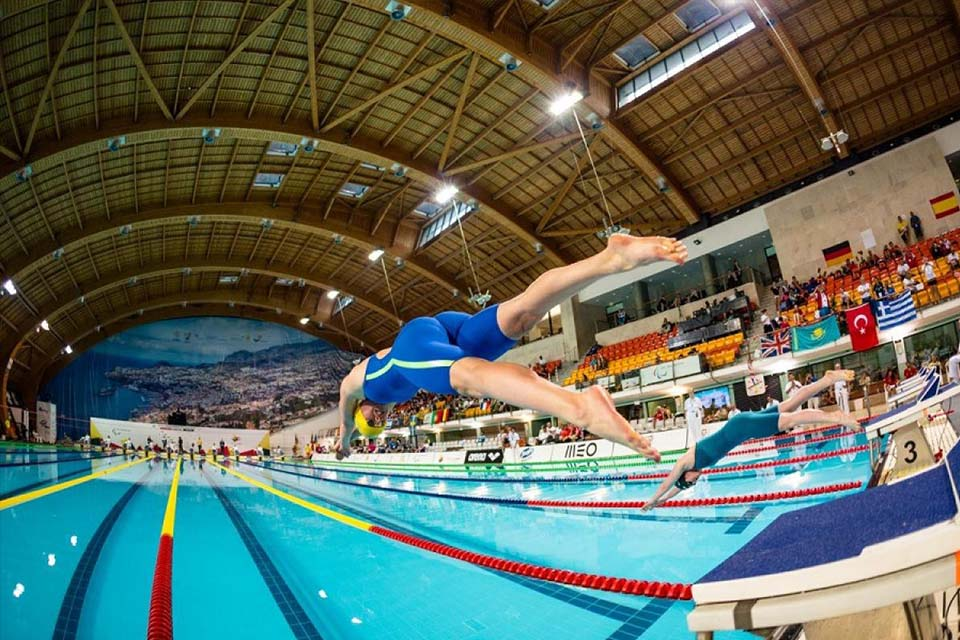 The Penteada Olympic Swimming Complex in Funchal will host the Madeira 2020 European Championships