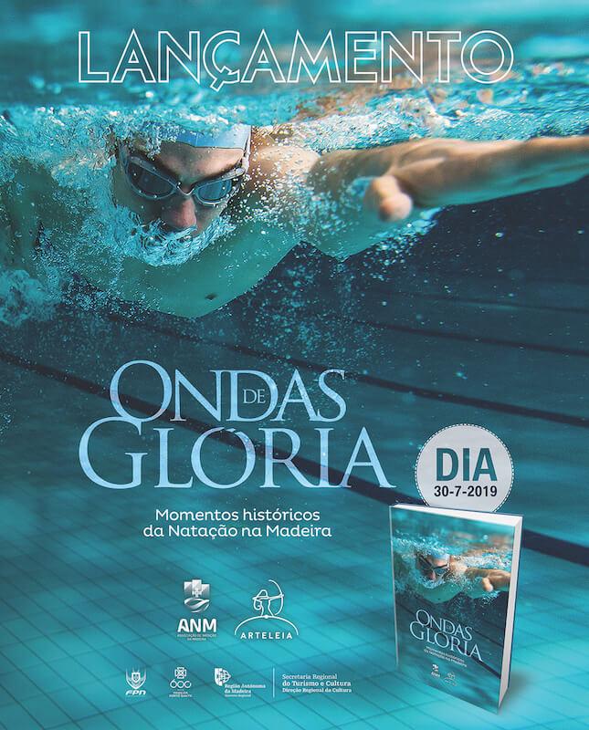 Lançamento Livro Natação Madeirense